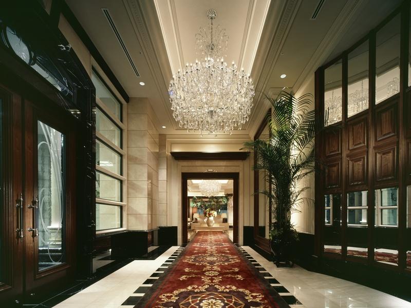 ホテル ラ・スイート神戸ハーバーランドのインテリア