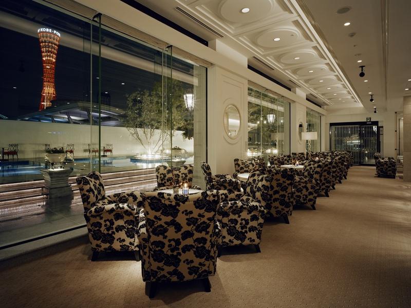 ホテル ラ・スイート神戸ハーバーランドの窓側席