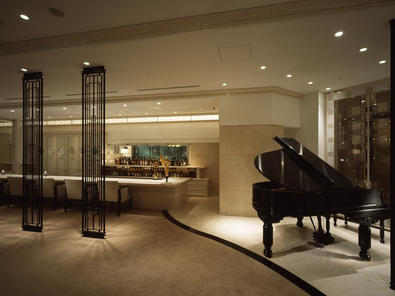 ホテル ラ・スイート神戸ハーバーランドのラウンジ&バー