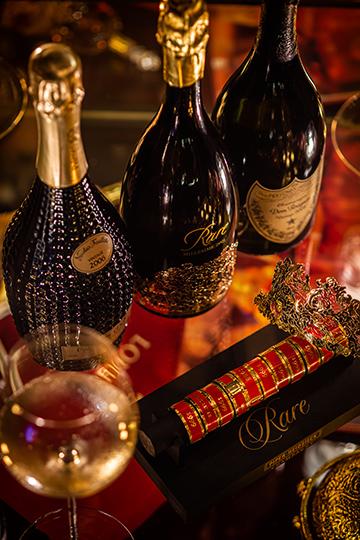 ドン・ペリニヨン半額プラン@VILLA FOCH西麻布のシャンパン