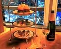 【Luxury Card会員限定】ミニバーガーを含む8種のカナッペ+シャンパンを含む2時間フリーフロー