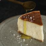 代々木上原「sio」大人のチーズケーキ